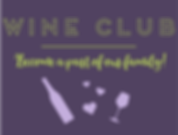 Wine Club Sign Up