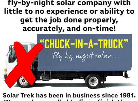Chuck-in-a-Truck
