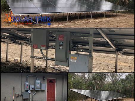 Welcome to the Jungle.... Solar in any location.