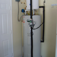 Solar Hot Water by Caribbean Electric