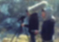 Arthur Cauty Filming in Germany