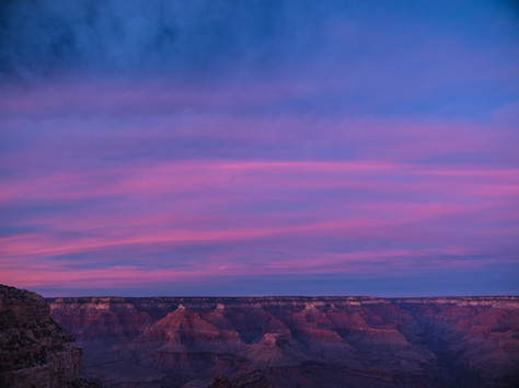Grand Canyon Sunset #2