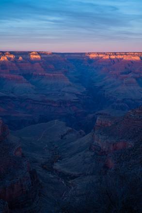 Grand Canyon Sunset #3