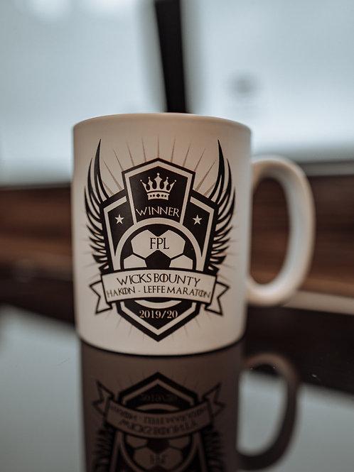 White Mini-League Mug
