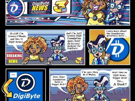 DigiByte Channel 3 News #1