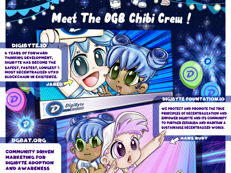 DigiByte Chibi is HERE!