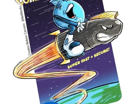 Super Fast! Super Secure!