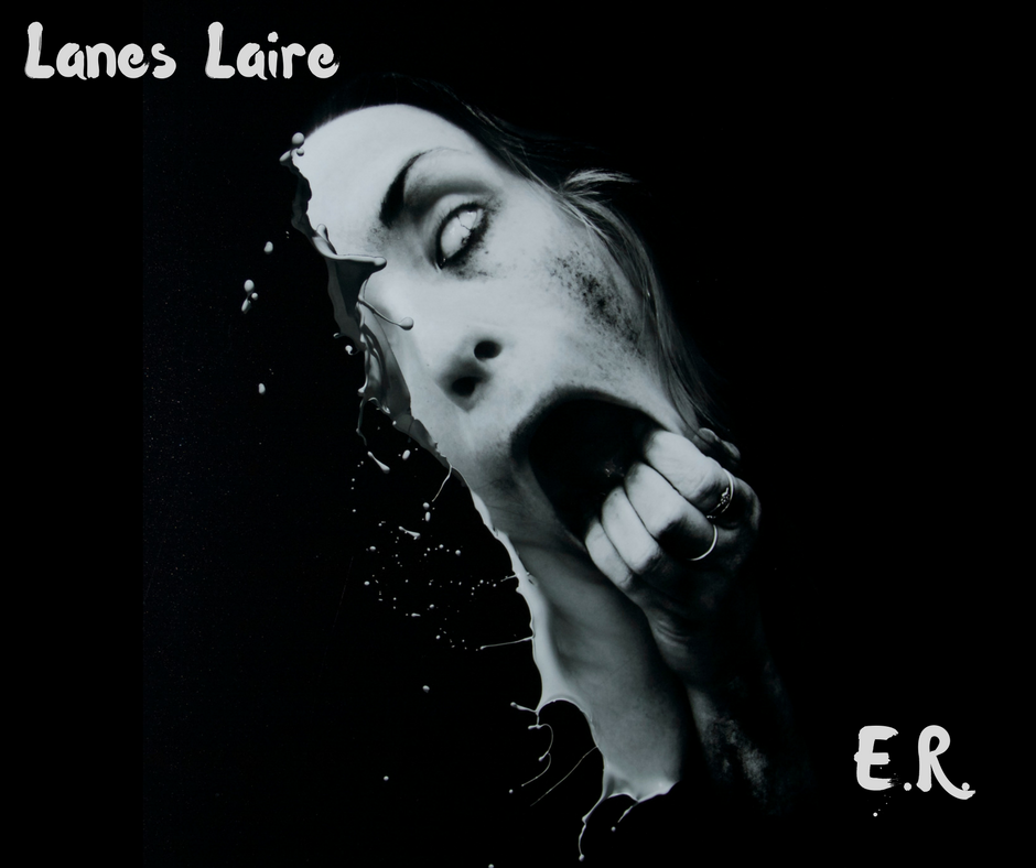 Lanes Laire's album cover for the 3rd upcoming release.