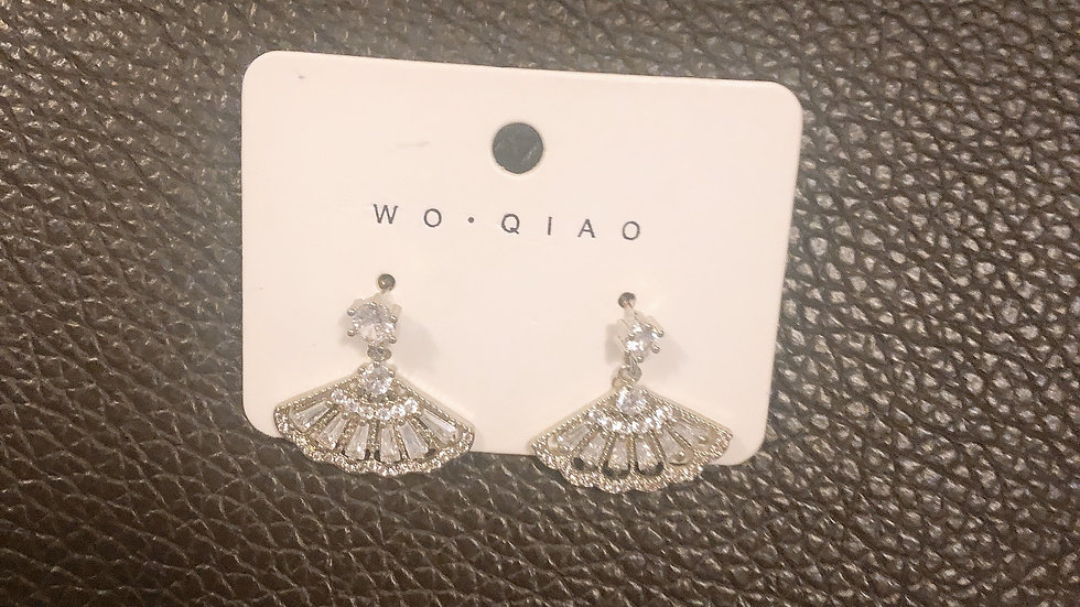 Rhinestone Earrings