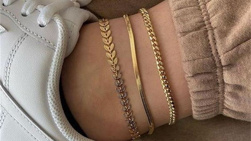 Anklets set