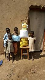 Nothilfepakete für Familien a 38 Euro