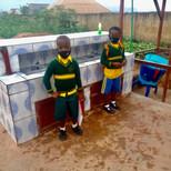 Handwaschsytem PoorPoor Nr.1