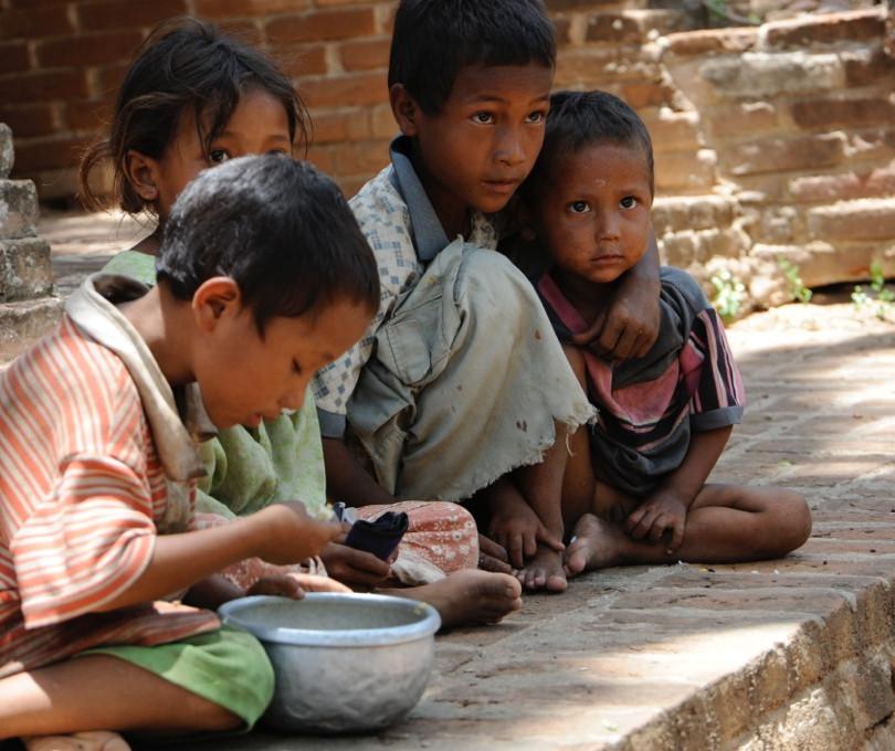 PoorPoor in Burma
