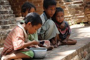 PoorPoor Organisation in Burma