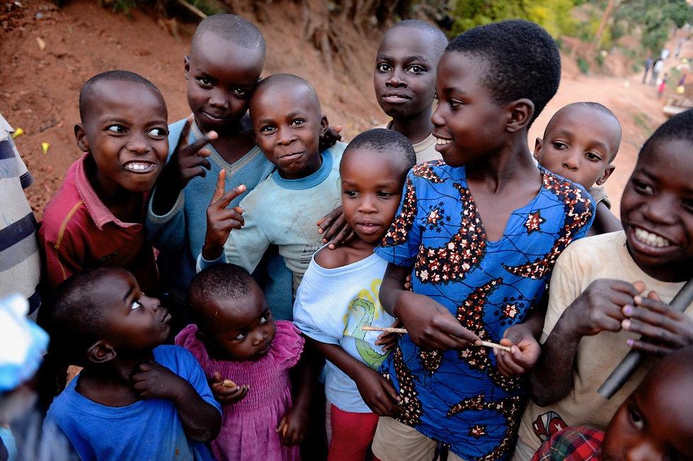 PoorPoor in Ruanda
