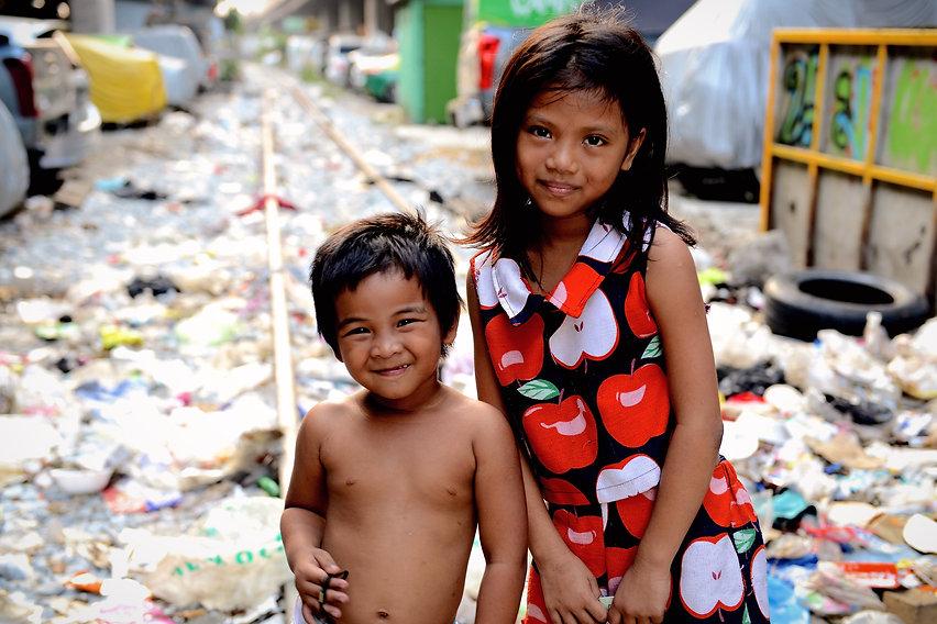 Thailand Armenviertel