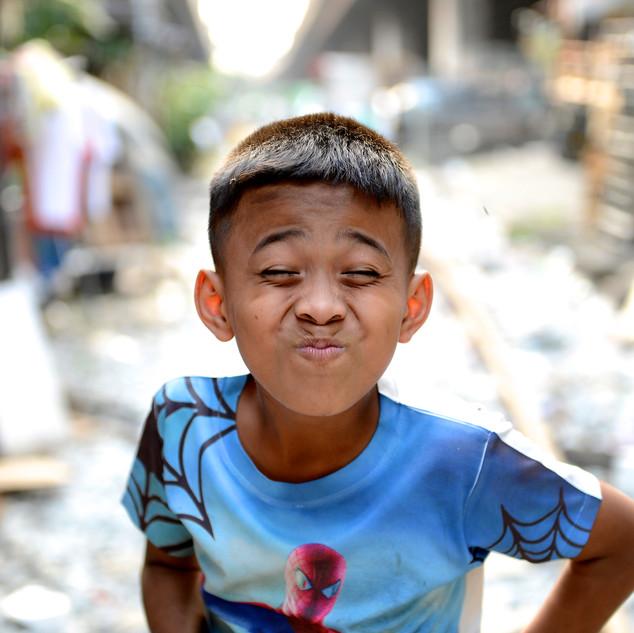 PoorPoor Work in Klong Toey