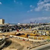 Katastrophenhilfe im Libanon