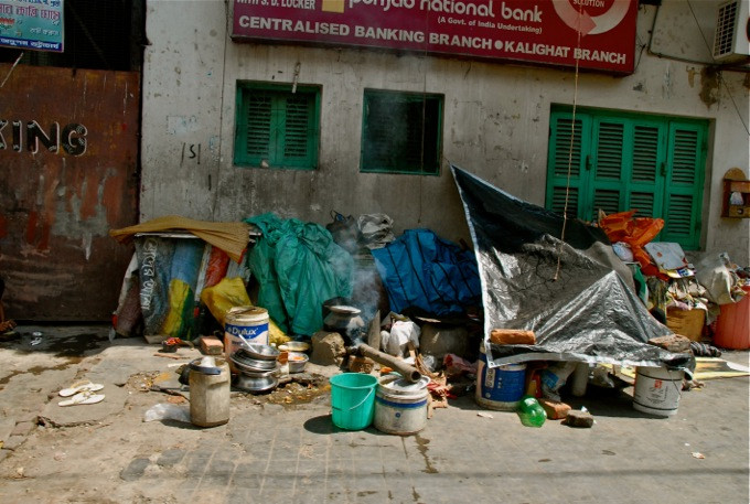 PoorPoor Organisation in Kalkutta