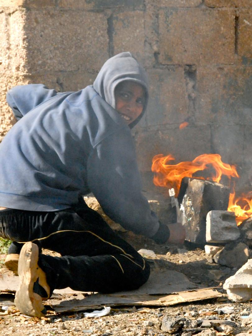 PoorPoor in Jordanien