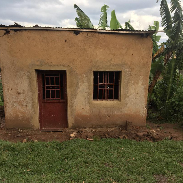 Ruanda Unity Nursery Office
