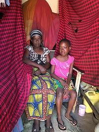 2 qm Wohnfläche in Rwanda