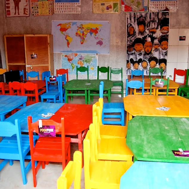 Kagugu Schule