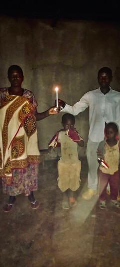 No more Candles - PoorPoor Solar lamps