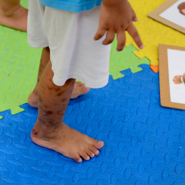PoorPoor Foundation / Slum Child care