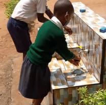 Stabile  Wasservorrichtungen