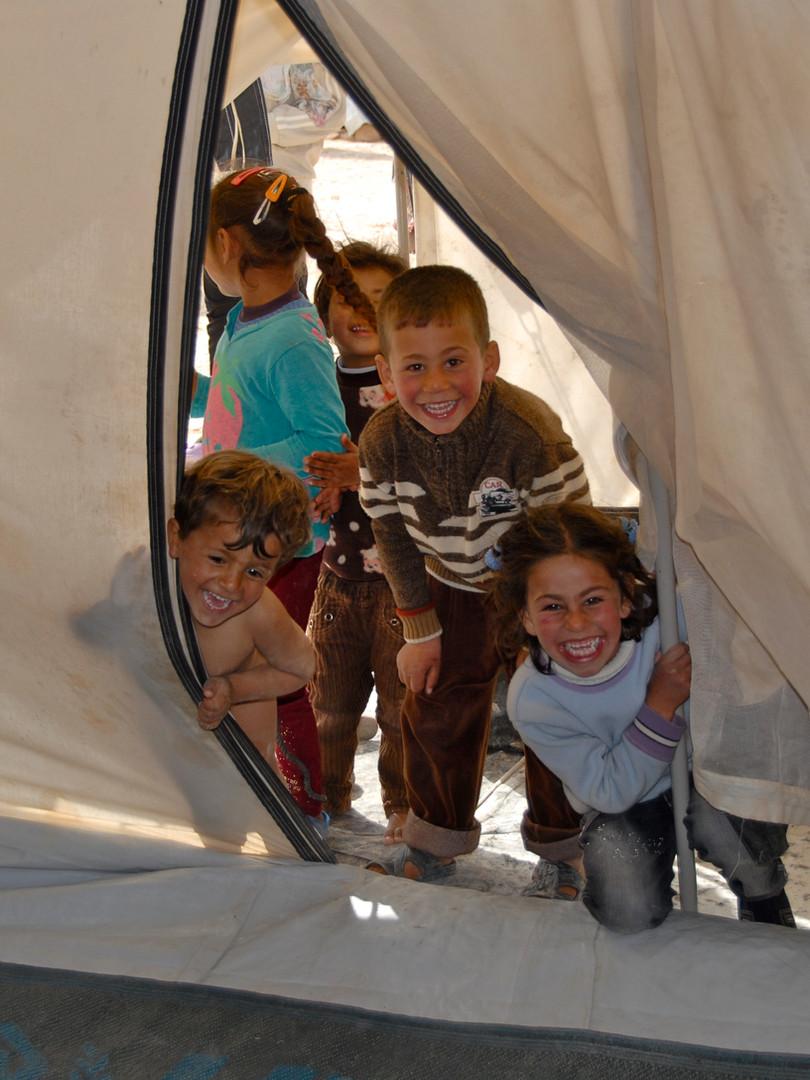 PoorPoor im Zaatari Lager