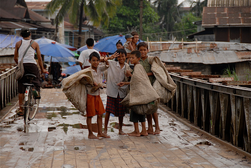 PoorPoor Organisation in Burma Yangoon