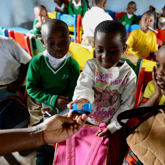 Kindergarten Ruanda