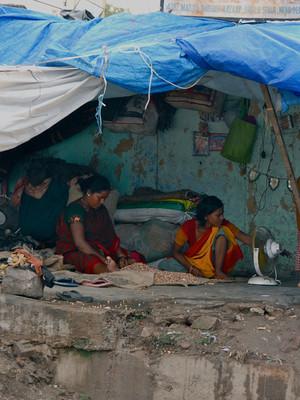 PoorPoor in Delhi