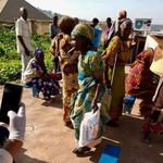 Nothilfepakete während der Coronakrise in Ruanda  PoorPoor Foundation e.V.