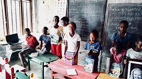 Schulbücher Kagugu School