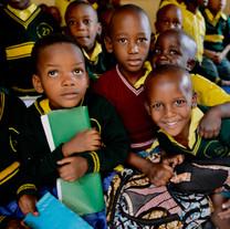 PoorPoor Education Rwanda - die Morning Stars