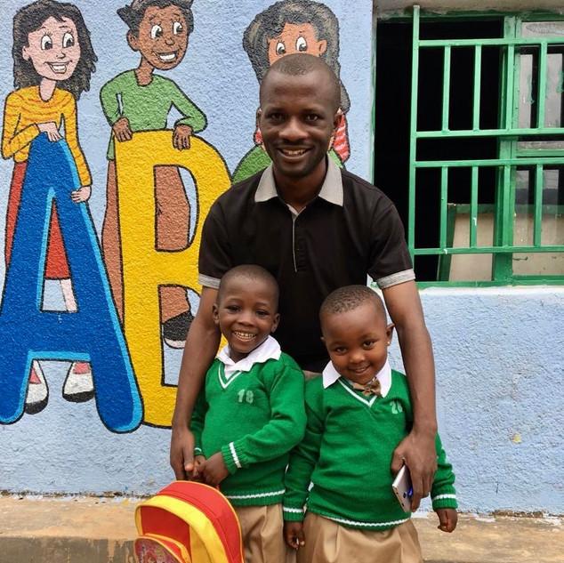 Unity Nursery School Ruanda