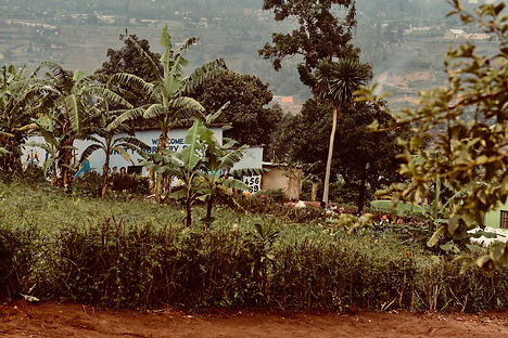 Afrika Ruanda Schulprojekt