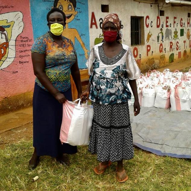 Östliche Provinz Ruandas Corona Pandemie
