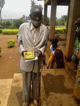 Solar Lampen Ruanda