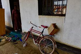Fahrrad oder kleines Moped