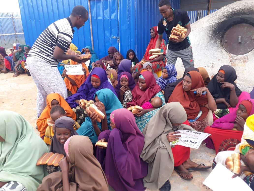 PoorPoor Brot für Somalia