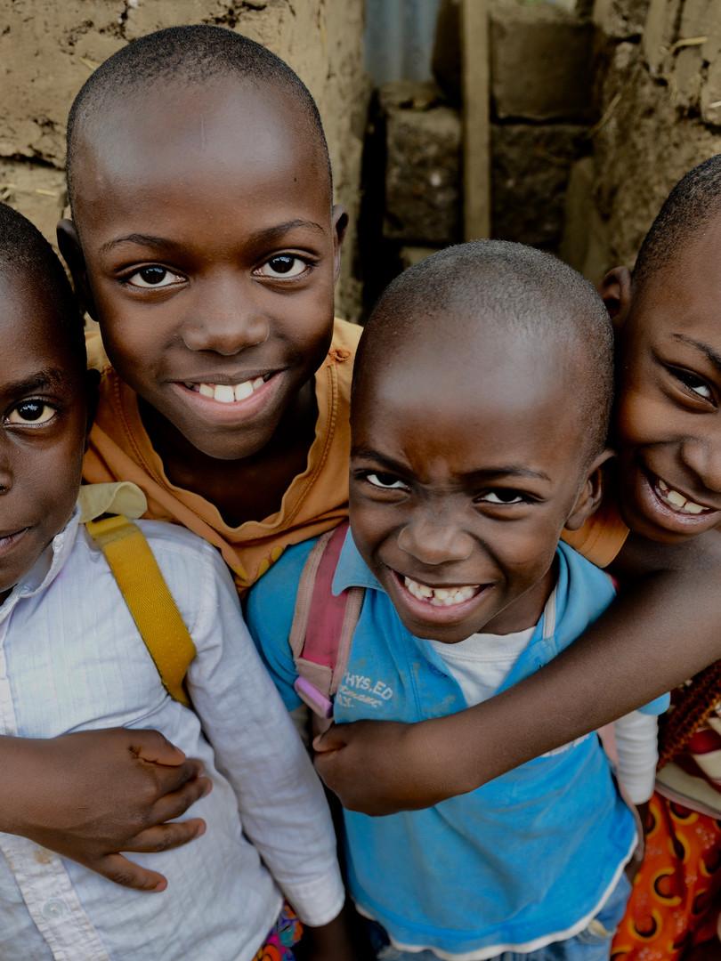 PoorPoor Kids Kagugu Schule