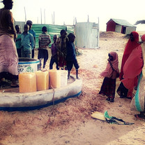 Brunnenbau in Somalia