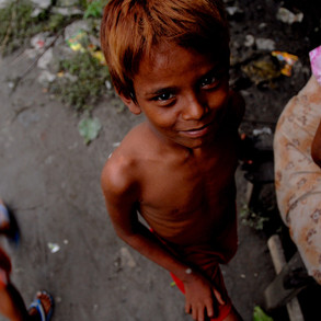 Burma Slums