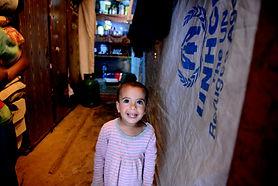 Flüchtlingslager im Lebanon unterstützen