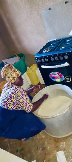 PoorPoor Kitchen in Ruanda