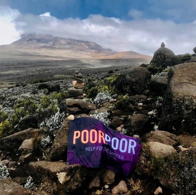 #hikeforPoorPoor