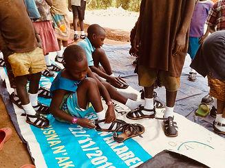 PoorPoor Shoe Rwanda